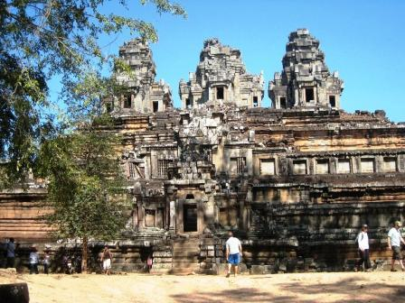 Cambodge emple_TaKeo_