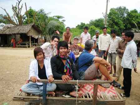 Bamboo_train Bambou_train_ou_Train_Bamboo_Battambang